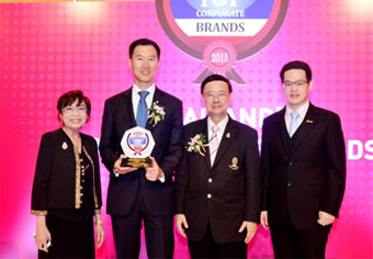 Thailand's Top Corporate Brands 2015